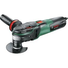 Многофункциональный инструмент Bosch PMF 350 CES 350Вт зеленый/черный