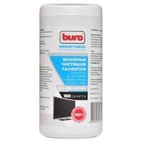 Влажные салфетки BURO BU-All_screen