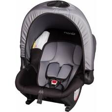 Автокресло детское NANIA Baby Ride ECO (rock grey), 0/0+, серый/черный [374950]