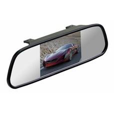 "Зеркало заднего вида с монитором Silverstone F1 Interpower IP Mirror HD 5"" 16:9 800x480 6Вт [interpower ip mirror 5""hd]"