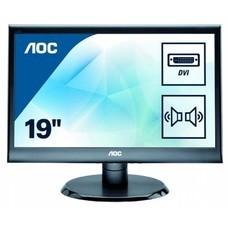 """Монитор ЖК AOC Professional E975SWDA(00/01) 18.5"""", черный"""