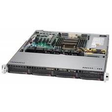 "Платформа SuperMicro SYS-5018R-M 3.5"" SATA C612 1G 2P 1x350W"