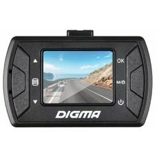 Видеорегистратор DIGMA FreeDrive 107 черный