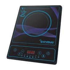 Электрическая плита ENDEVER IP-26, закаленное стекло, индукционная, черный [80032]