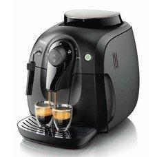 Кофемашина PHILIPS HD8649/01, черный