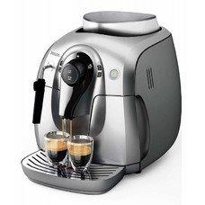 Кофемашина PHILIPS HD8649/51, серебристый