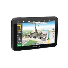 """GPS навигатор PROLOGY iMAP-5700, 5"""", авто, 4Гб, Navitel, черный"""
