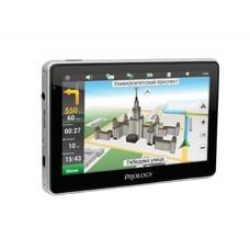 """GPS навигатор PROLOGY iMAP-5800, 5"""", авто, 4Гб, Navitel, черный"""