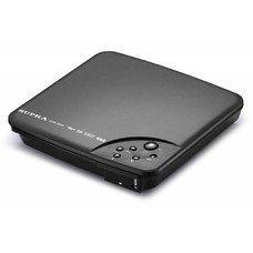 DVD-плеер SUPRA DVS-204X, черный