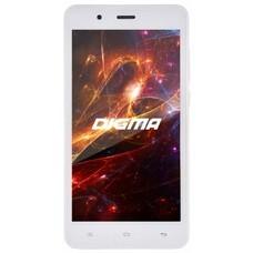Смартфон DIGMA S504 3G Vox, белый [VS5016PG]