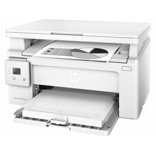 МФУ лазерный HP LaserJet Pro MFP M132a RU, A4, лазерный, белый [g3q61a]
