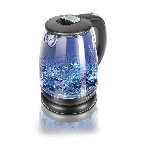 Чайник электрический REDMOND RK-G178, 2200Вт, черный