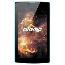 Планшет DIGMA Plane 7012M 3G, 1GB, 8GB, 3G, Android 7.0 синий [ps7082mg]