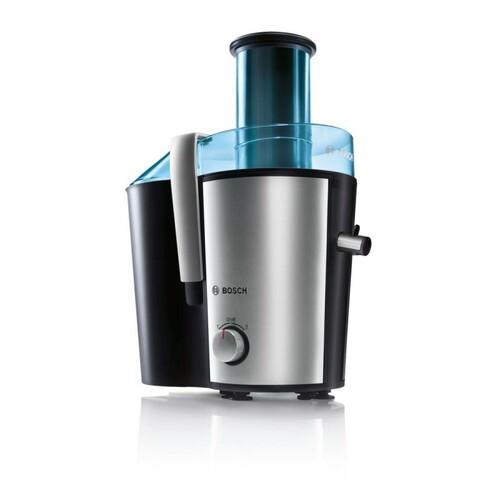 Соковыжималка BOSCH MES3500, центробежная, серебристый и синий