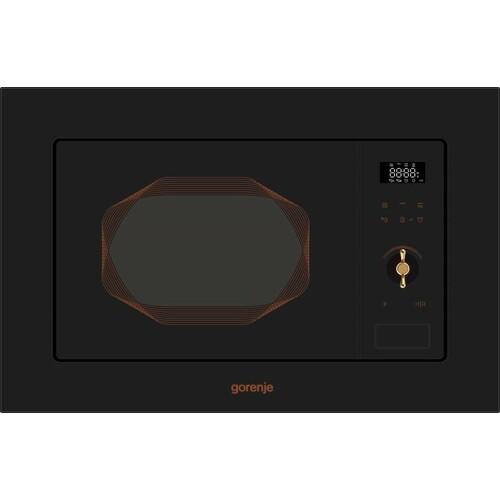 Микроволновая Печь Gorenje BM201INB 20л. 800Вт черный (встраиваемая)