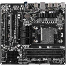 Материнская плата Asrock 970M Pro3 Soc-AM3+ AMD 970 4xDDR3 mATX AC`97 8ch(7.1) GbLAN RAID RAID1 RAID5 RAID10
