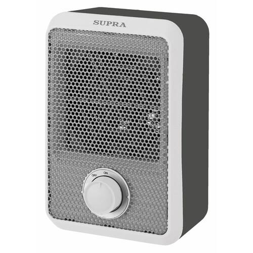 Тепловентилятор Supra TVS-F08 800Вт белый