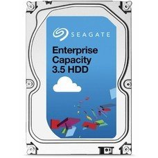 "Жесткий диск SEAGATE Enterprise Capacity ST6000NM0115, 6Тб, HDD, SATA III, 3.5"""