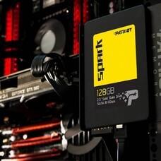 "SSD накопитель PATRIOT SPARK PSK128GS25SSDR 128Гб, 2.5"", SATA III"