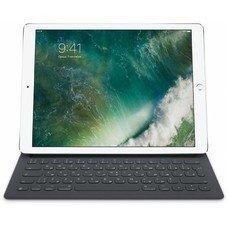 Клавиатура APPLE Smart Keyboard, iPad Pro 12.9 черный [mnkt2rs/a]
