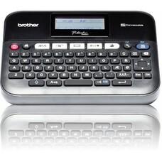 Принтер Brother P-touch PT-D450VP стационарный черный [ptd450vpr1]