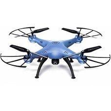 Квадрокоптер SYMA X5HW с камерой, синий [x5hw blue]