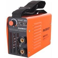 Сварочный аппарат инвертор PATRIOT SMART 200 [605301840]