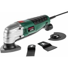 Многофункциональный инструмент HAMMER Flex LZK200, зеленый [287838]