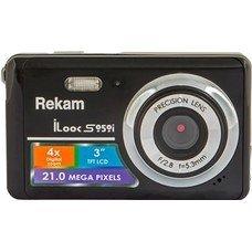 Цифровой фотоаппарат REKAM iLook S959i, черный [1108005131]