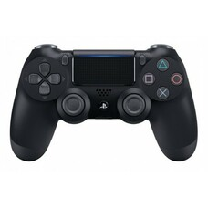 Геймпад Беспроводной SONY Dualshock 4 V2 (CUH-ZCT2E), для PlayStation 4, черный [ps719870357]