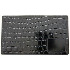 Коврик на приборную панель Wiiix SP-03 черный (упак.:1шт)