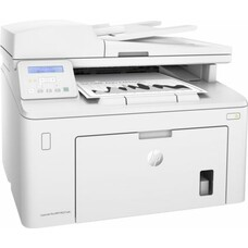 МФУ лазерный HP LaserJet Pro M227sdn, A4, лазерный, белый [g3q74a]