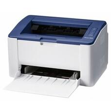 Принтер лазерный XEROX Phaser 3020 светодиодный, цвет: белый [p3020bi]