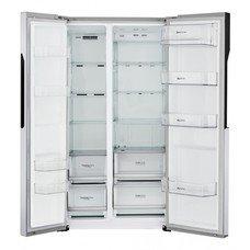 Холодильник LG GC-B247JVUV, двухкамерный, белый