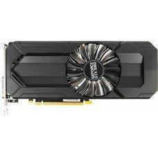 Видеокарта Palit PCI-E PA-GTX1060 STORMX 6G nVidia GeForce GTX 1060 6144Mb 192bit GDDR5 1506/8000 DVIx1/HDMIx1/DPx3/HDCP Ret