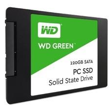 "SSD накопитель WD Green WDS120G1G0A 120Гб, 2.5"", SATA III"