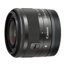 Объектив Canon EF-M STM (0572C005) 15-45mm f/3.5-6.3 черный