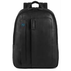 Рюкзак Piquadro Pulse CA3869P15/N черный натур.кожа