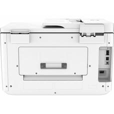 МФУ HP OfficeJet Pro 7740 WF AiO, A3, цветной, струйный, белый [g5j38a]