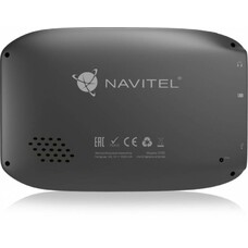 "GPS навигатор NAVITEL G500, 5"", авто, 4Гб, Navitel, серый"