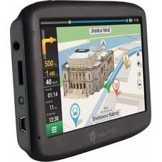 "GPS навигатор NAVITEL E500, 5"", авто, 8Гб, Navitel, серый"