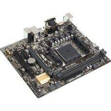 Материнская плата ASUS A68HM-PLUS, Socket FM2+, AMD A68H, mATX, Ret