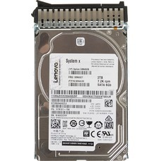 "Жесткий диск Lenovo 1x2Tb SATA 7.2K 00NA526 2.5"""