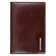 Обложка для паспорта Piquadro Blue Square AS300B2/MO коричневый натур.кожа