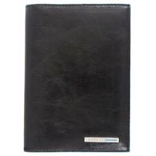 Обложка для документов Piquadro Blue Square AS429B2/N черный натур.кожа