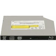 Оптический привод Blu-Ray-RW LG BU40N, внутренний, SATA, черный, OEM