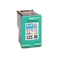 Картридж струйный HP 135 C8766HE многоцветный для HP DJ 6543/5743/6843/PS 8153/8453 (330стр.)
