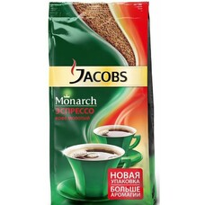 Кофе молотый JACOBS MONARCH Espresso, 230грамм [4251810]