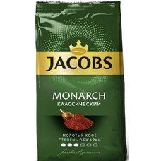 Кофе молотый JACOBS MONARCH Classic, 230грамм [4251755]