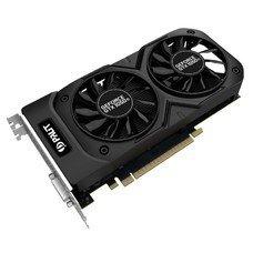 Видеокарта Palit PCI-E PA-GTX1050Ti Dual 4G nVidia GeForce GTX 1050TI 4096Mb 128bit GDDR5 1290/7000 DVIx1/HDMIx1/DPx1/HDCP Ret